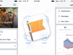 Download Facebook Pages Manager versi 4 iOS