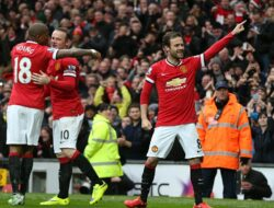 Full Time: Manchester United 4-2 Manchester City, Old Trafford Masih Angker!