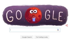 Google Doodle Cover