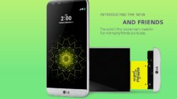 LG G5 Cover