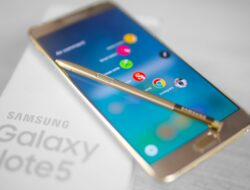Samsung Galaxy Note 5 Sudah Bisa Cicipi OS Android 6.0 Marshmallow