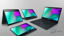 Notebook Samsung 9 Spin cover