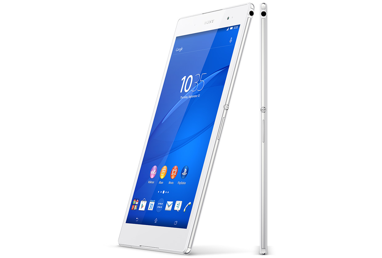 Sony Xperia Z3 tablet compact 3