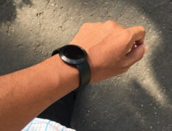 Review Huawei Band B0 Indonesia