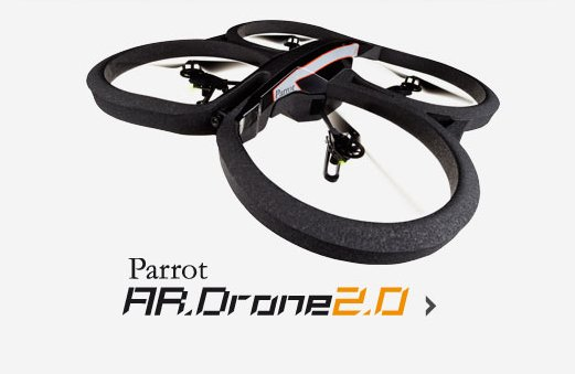 Parot AR Drone Elite Edition
