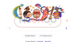 Google Doodle Indonesia Independence Day